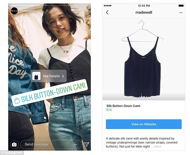 Instagram isadding a dedicated tab to its Explore tab that's focused on Shopping and personalized based on your interests. The tool will expand globally in the coming weeks