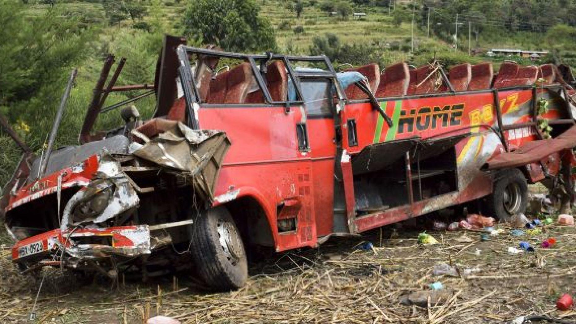 50 People Dead In Bus Crash In Western Kenya NEWSCABAL