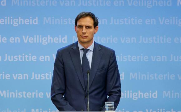 Dutch finance minister Wopke Hoekstra