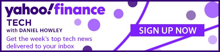 Tech newsletter